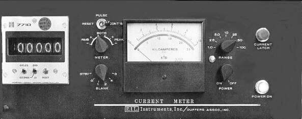 Picture of Duffers Memory Ammeter